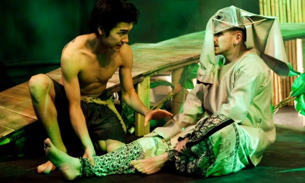 The Jungle Book at the Lion and Unicorn Theatre